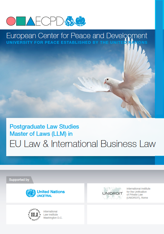 EU Law & International Business Law